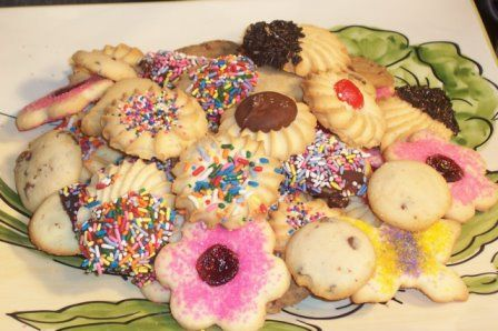italian christmas cookies - Italian Christmas Cookies