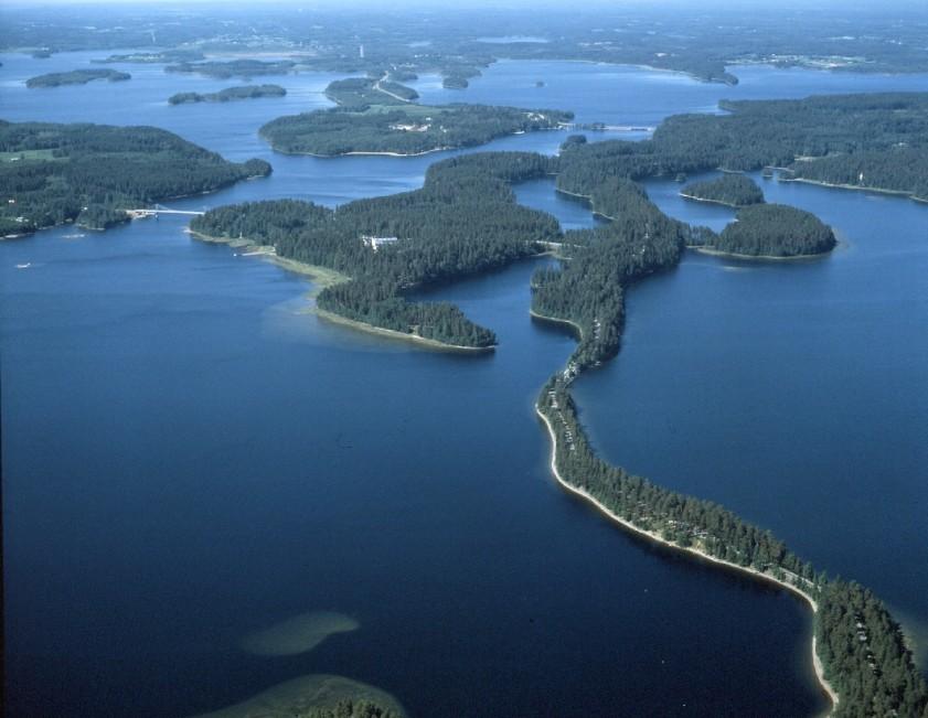 Lake-Finland