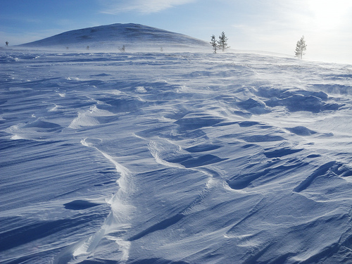 Wintertime in Finland  http://www.flickr.com/photos/visitfinland/