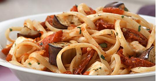 eggplant pasta