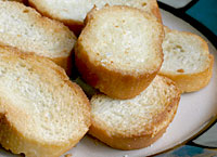 Baked Crostini