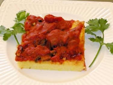 easy-polenta-with-tomato-sauce
