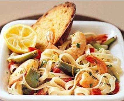 Perfect Pairing – Pasta and Fish | jovinacooksitalian