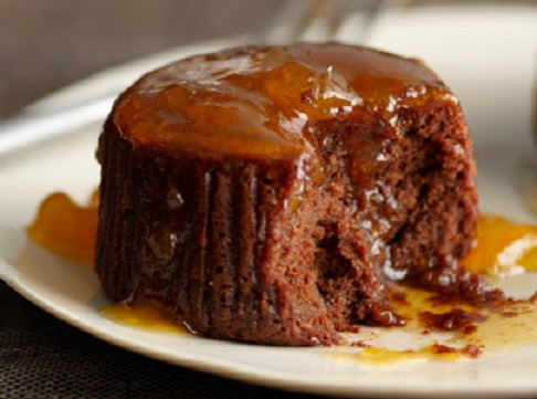 warm cakes