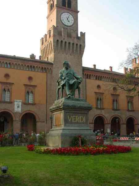 Busseto's Tribute to Verdi