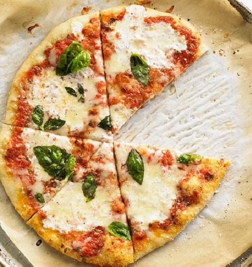 pizza header
