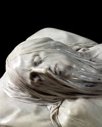Christ Veiled under a Shroud