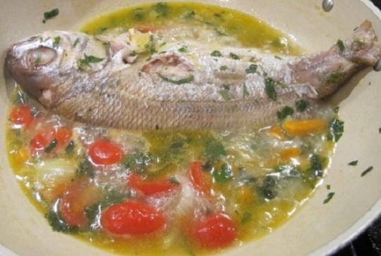 Capri fish