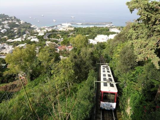 Capri-train