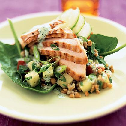 salad night 5