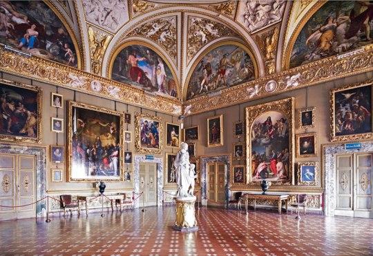 Fl museum Palazzo-Pitti