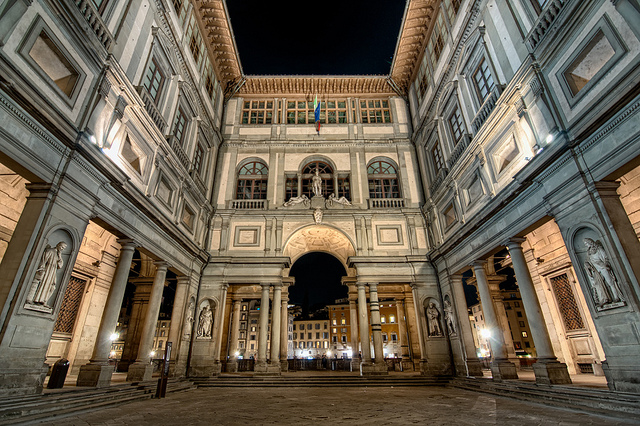 Italian Florence: Italian Treasures – The Museums Of Florence