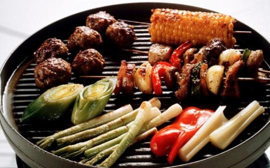 grilling tonight