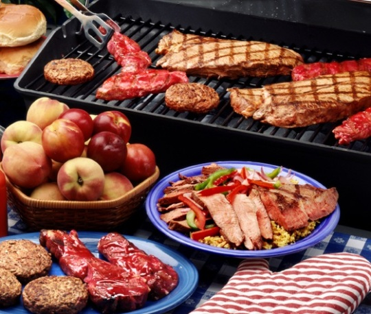 sustainable grilling
