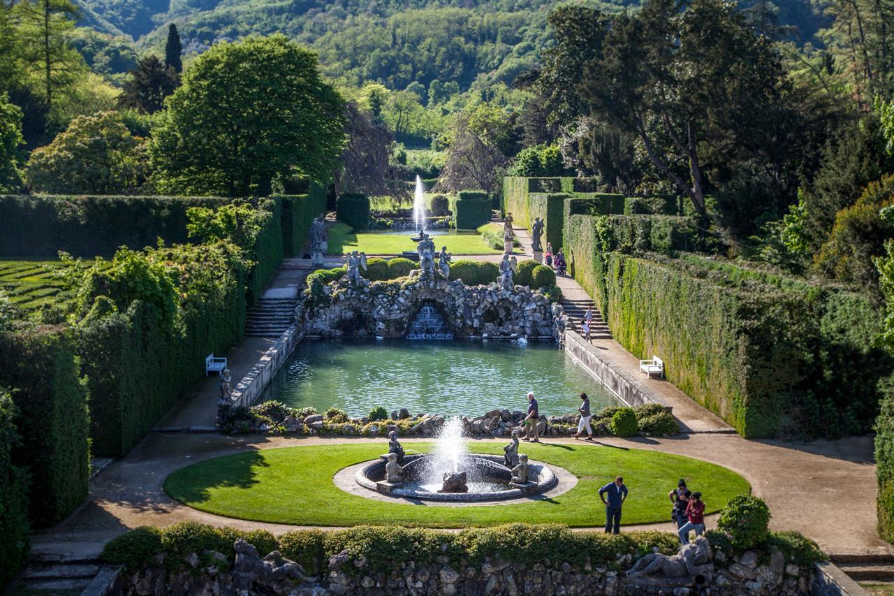 Italian Treasures Villa Barbarigo Gardens Jovina Cooks