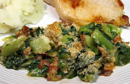 greens escarole