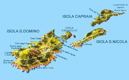 Italian Treasures Isole Tremiti jovina cooks