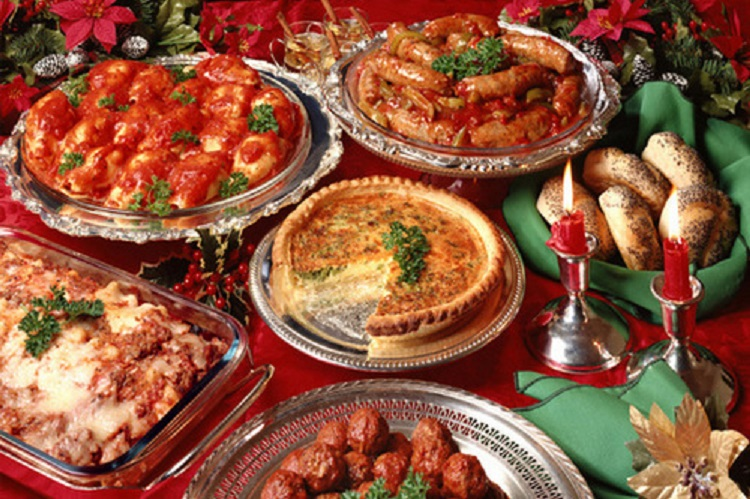 Italian christmas dinner jovina cooks italian christmas dinner forumfinder Image collections