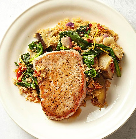 Easy tasty healthy winter dinners jovina cooks for Winter entrees