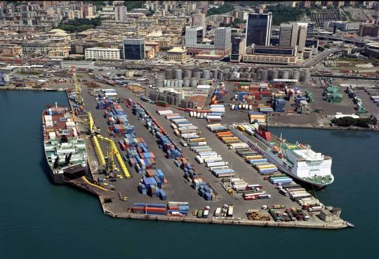 Genoa Port