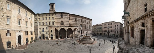 Perugia, the Capital