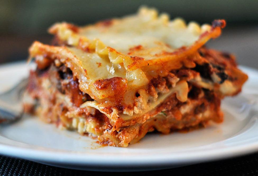 Italian American Lasagna