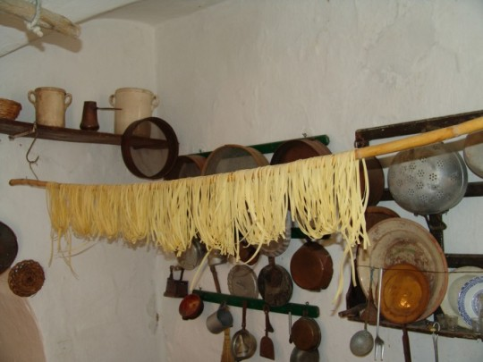 Traditional Kitchen in Basilicata