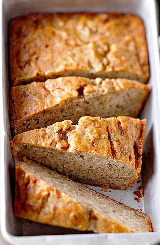 Baking Healthy Fruit Breads Jovina Cooks