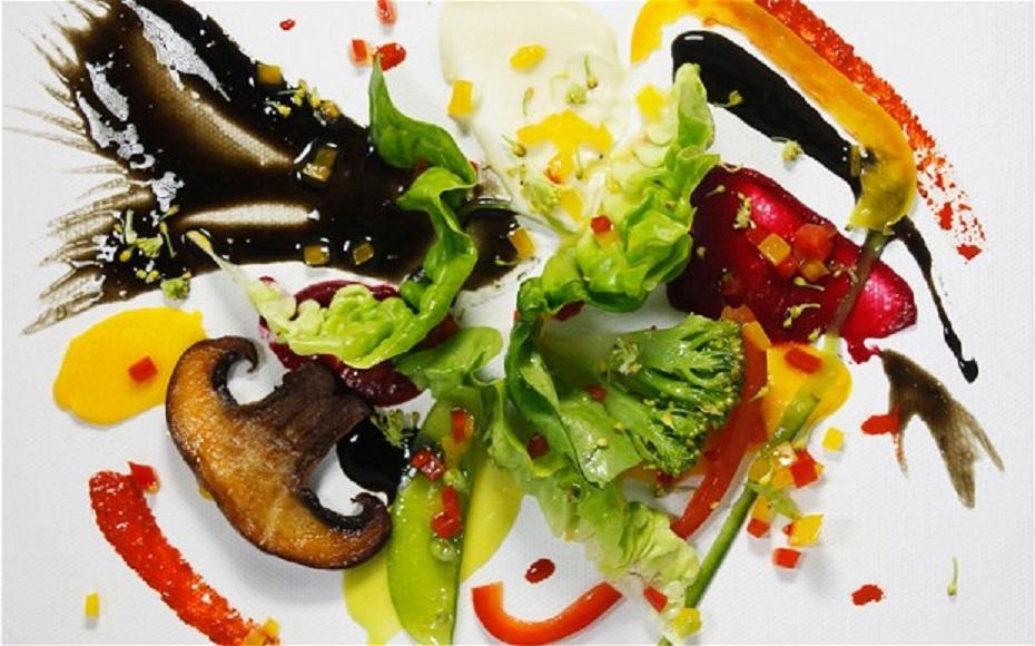 Feel like a salad jovina cooks for Art of russian cuisine