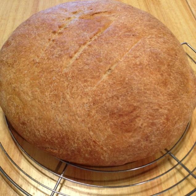 Pumpernickle wheat bread