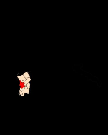 Oristanomap