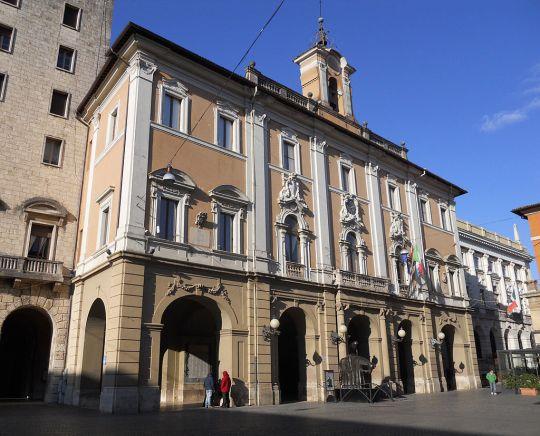 Palazzo Comunale.