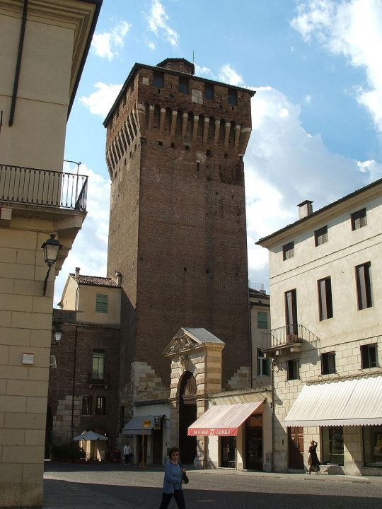 Porta Castello Tower