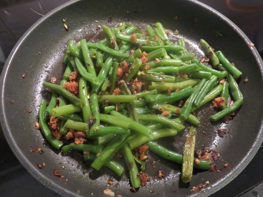 pastagreenbeans1