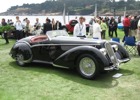 Touring Spider (1937)