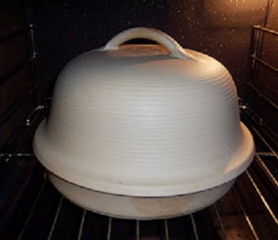 cloche baker