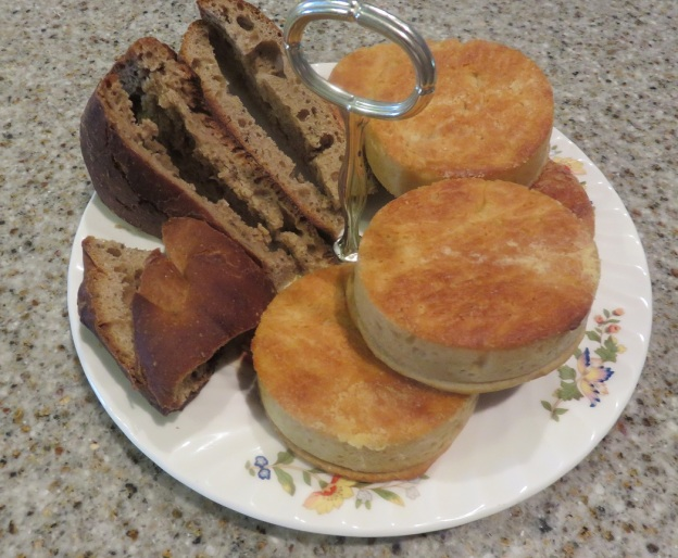 How To Make Delicious Rye Bread And English Muffins At