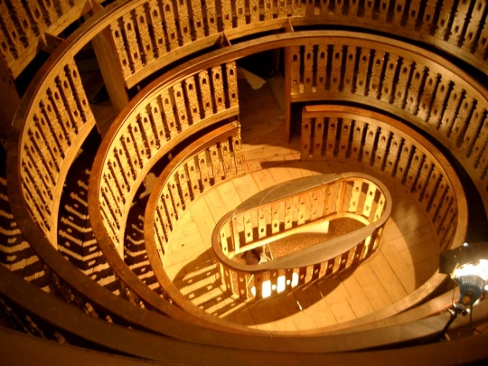 Padua's anatomical theater