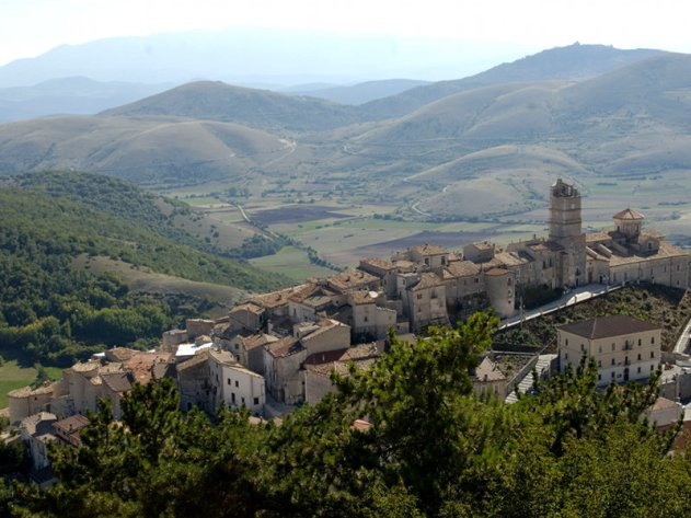 Castel del Monte (AQ).