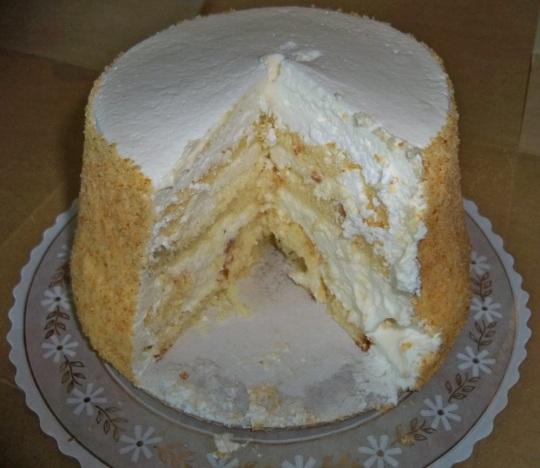Genoa Butter Cake
