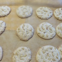 How To Make Italian Pignoli Cookies For Christmas