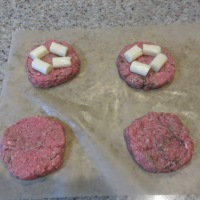 Pizza Burgers For Dinner
