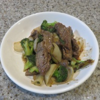 Easy Chinese Beef and Broccoli