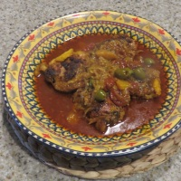 Moroccan Spiced Dinner