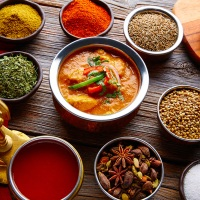 America's Food-Asian Indian