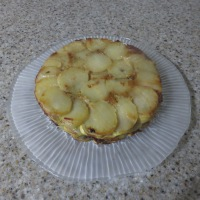 Italian Summer Squash and Potato Torte