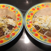 Soft Beef and Cheese Tacos For Dinner