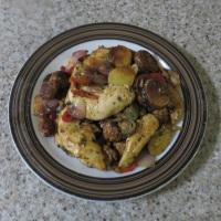 Italian American Chicken Scarpariello