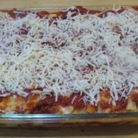 Pappardelle Lasagna