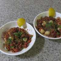 Mediterranean Scallops For Two